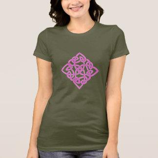 Celtic Knot (Pink) T-Shirt