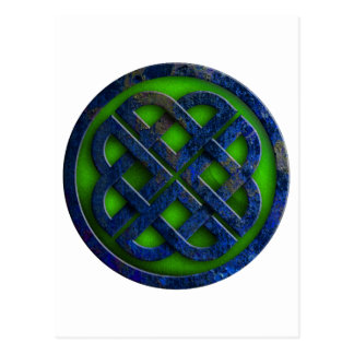 celtic knot post cards