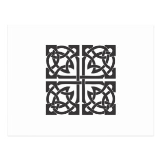 Celtic Knot Post Card
