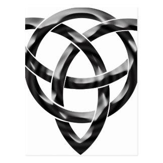 Celtic Knot Postcard
