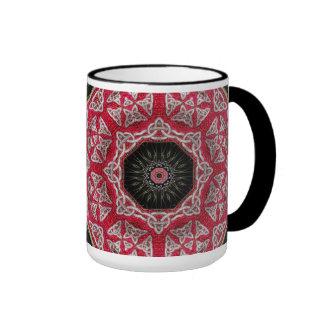 Celtic Knot Ringer Mug