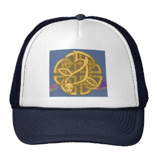 Celtic Knot Seal Hat