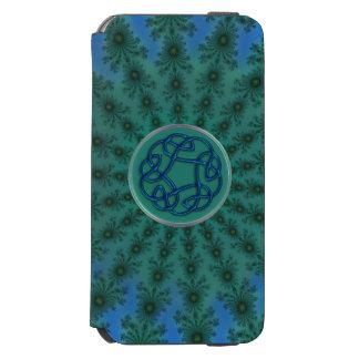 Celtic Knot Star Fractal iPhone 6 Wallet Case Incipio Watson™ iPhone 6 Wallet Case