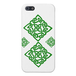 Celtic knots cover for iPhone 5/5S