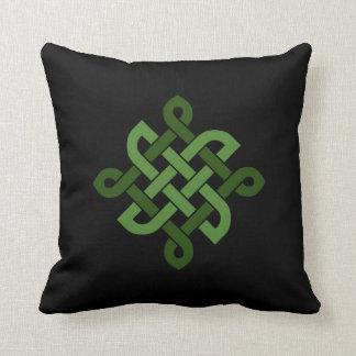 Celtic Knots Logo Pillow
