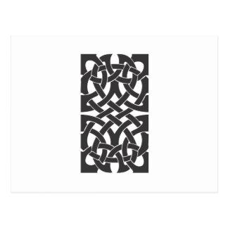 Celtic Knots Postcard