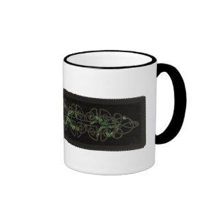 Celtic Knots with Ivy Mug