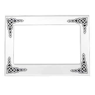 Celtic Lace Magnetic Frame
