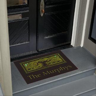 Celtic Magic - The Great Tree Personalised Doormat