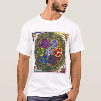 Celtic Mandala 1 - Resurrection (shirt) T-Shirt