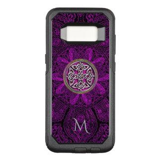 Celtic Mandala Monogram Otterbox Galaxy S8 Case