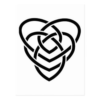 Celtic Motherhood Knot Post Card