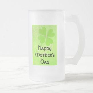 Celtic Mother's Day Glass Mug