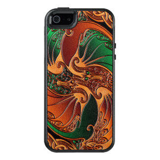 Celtic Mythical Dragons OtterBox iPhone 5/5s/SE Case