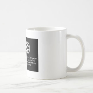 Celtic Neverending love knot Coffee Mug