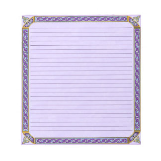 Celtic Notepad