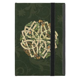 Celtic Ornament Case For iPad Mini