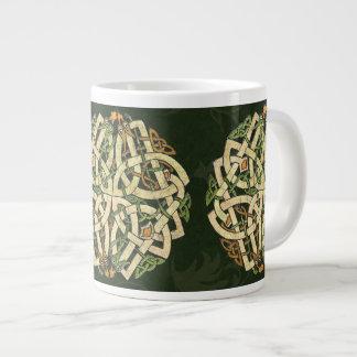 Celtic Ornament Jumbo Mug