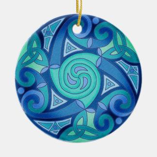 Celtic Planet Ornament