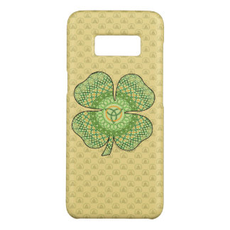 Celtic Shamrock Case-Mate Phone Case
