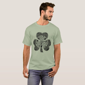 Celtic Shamrock Luck of the Irish Eire T-Shirt