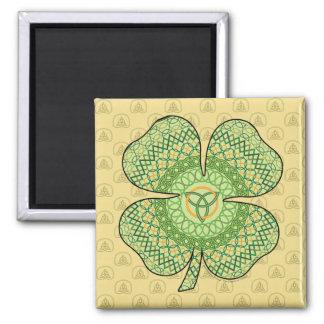 Celtic Shamrock Magnet