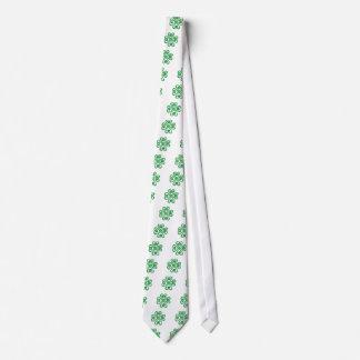 Celtic Shamrock Tie