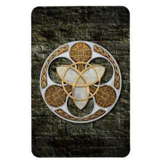 Celtic Shield Vinyl Magnet