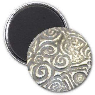 celtic silver fridge magnets