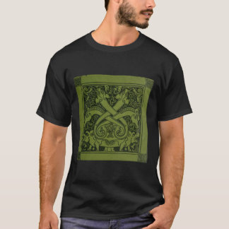 Celtic six headed dragon T-Shirt