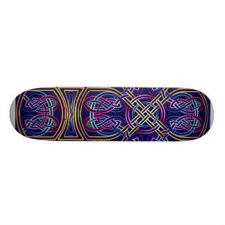Celtic skateboard