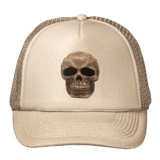 Celtic Skull Cap