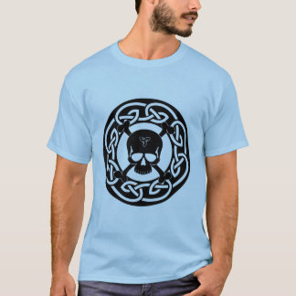 Celtic Skull & Crossbones T-Shirt