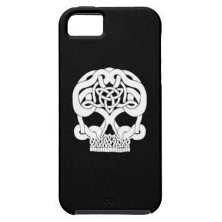 Celtic Skull Single iPhone 5 Cover