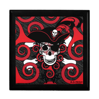 Celtic Spiral Pirate Gift Box
