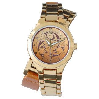 Celtic Spiral Watch