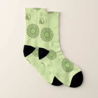 Celtic St. Patty's Day Socks 1