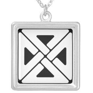 Celtic-Style Knot Necklace