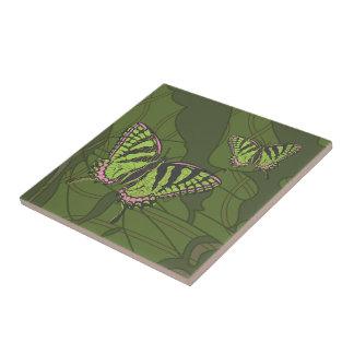 Celtic Swallowtail Tile