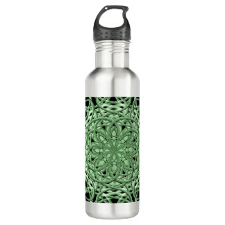 Celtic Swirl Mandala 710 Ml Water Bottle
