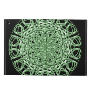 Celtic Swirl Mandala iPad Air Cover