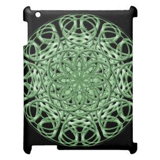 Celtic Swirl Mandala iPad Covers