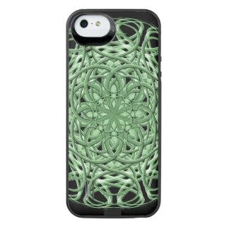 Celtic Swirl Mandala iPhone SE/5/5s Battery Case