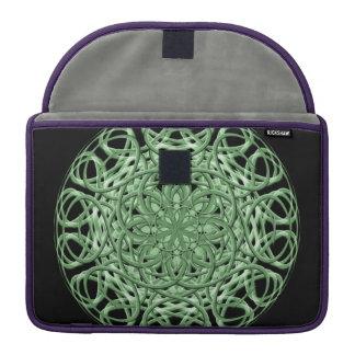 Celtic Swirl Mandala Sleeve For MacBooks