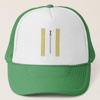 Celtic Sword and Knotwork Trucker Hat