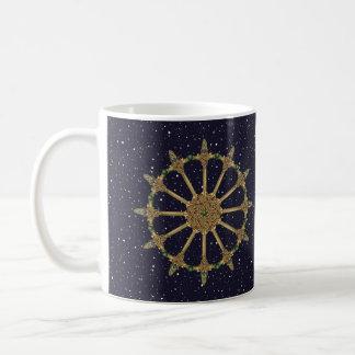 Celtic Swords  Night Sky Coffee Mug