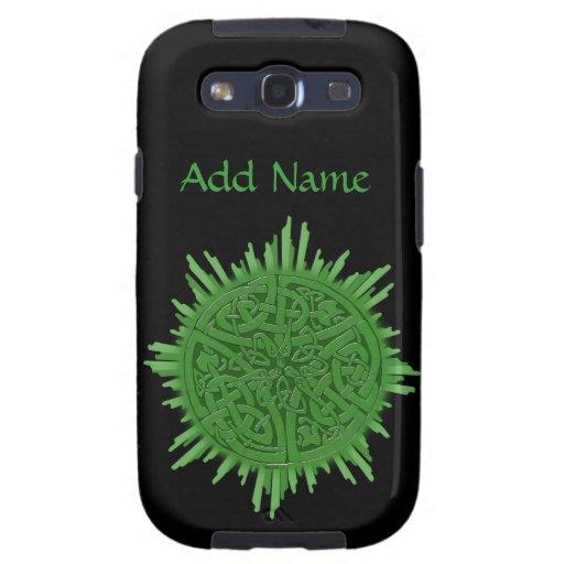Celtic Symbol Custom Samsung Galaxy S 3 Cases Samsung Galaxy SIII Cases