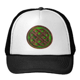 Celtic symbol netzkappe