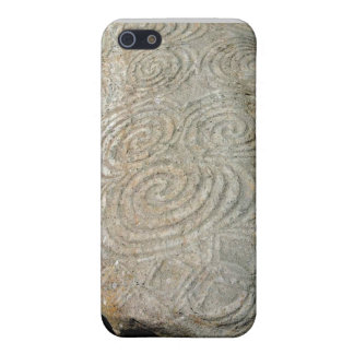 Celtic Symbols from Newgrange Ireland Case For iPhone 5/5S