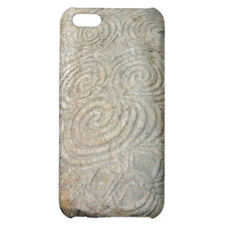 Celtic Symbols from Newgrange Ireland Case For iPhone 5C